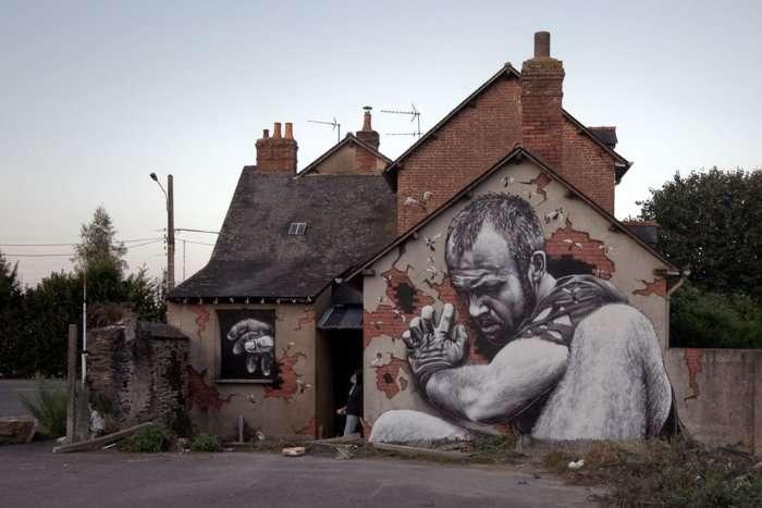 Лучший стрит-арт за 2012 год