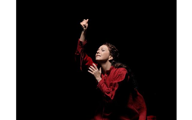 Опера Мария Стюарт на сцене Met