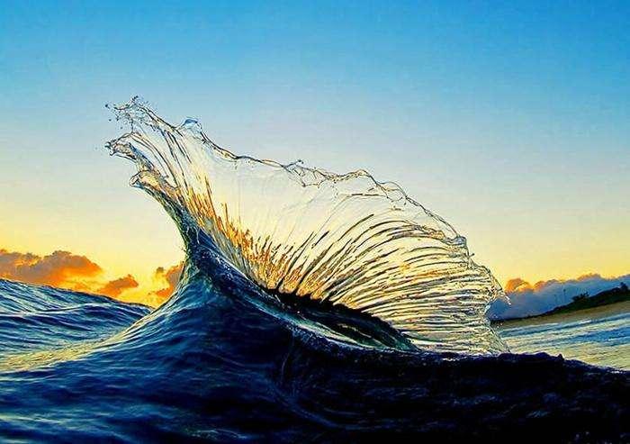 Гавайские волны