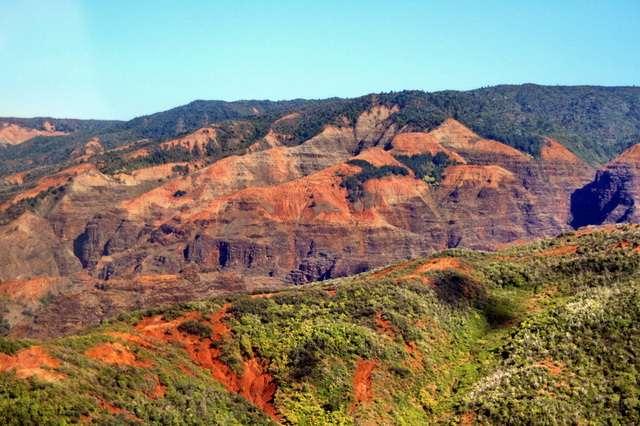 Каньон Ваймеа - Гранд Каньон Тихого океана