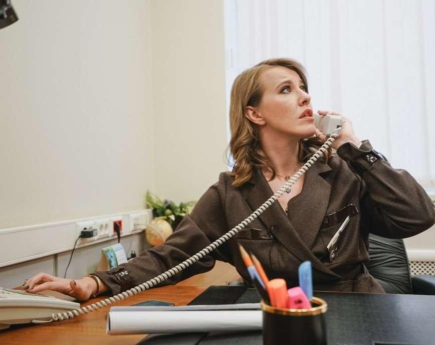Звёзды российского шоу-бизнеса массово поддерживают Ксению Собчак