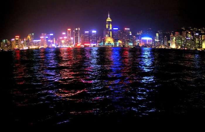 Величественный Гонконг