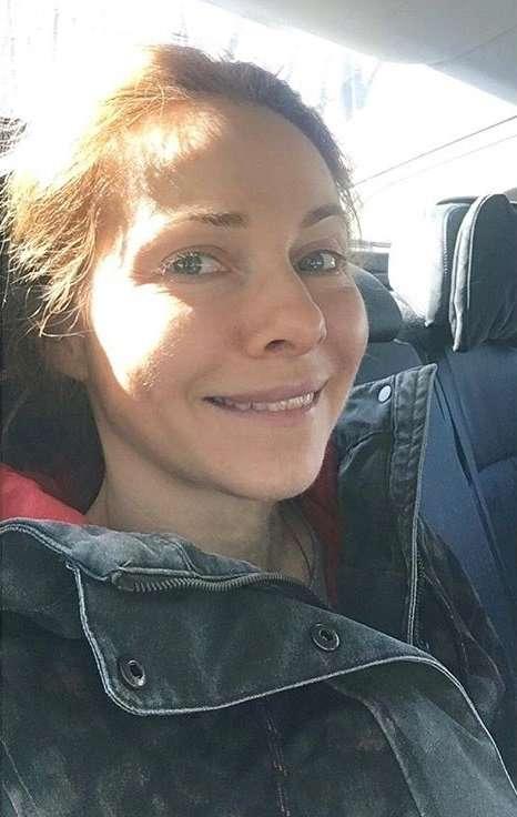 Актриса Екатерина Гусева показала себя без макияжа