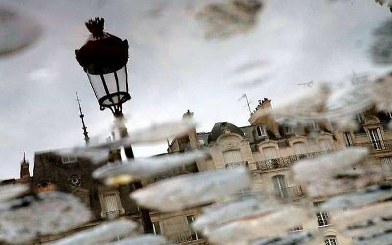 Кристоф Жакро: человек дождя