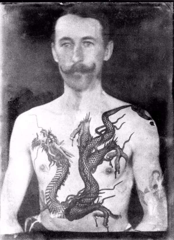 Крутые татуировки, которым больше 100 лет