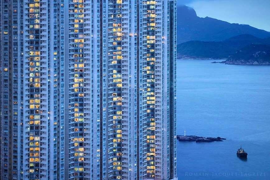 Голубые сумерки Гонконга